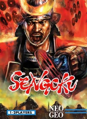 Sengoku Cover Art