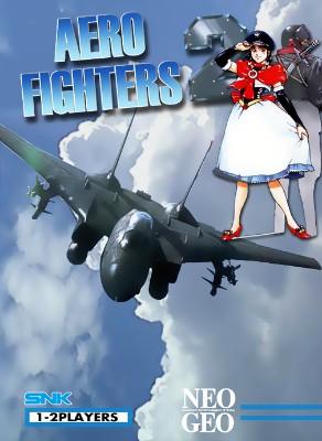 Aero Fighters 2 Cover Art
