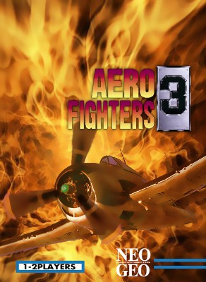 Aero Fighters 3 Cover Art