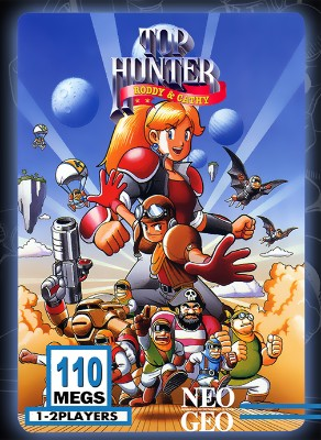 Top Hunter Cover Art