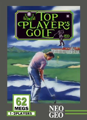 Top Player's Golf Cover Art