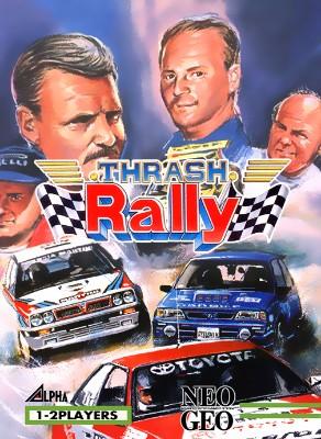 Thrash Rally Cover Art