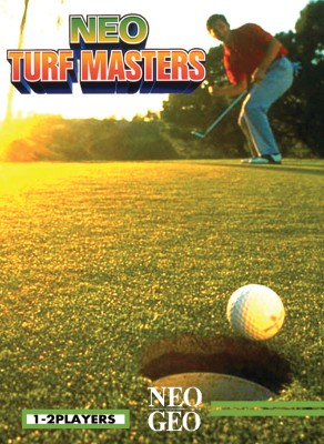 Neo Turf Masters Cover Art