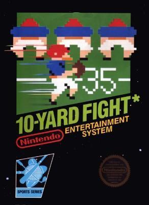 10-Yard Fight [5 Screw] Cover Art