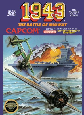 1943: The Battle of Midway Cover Art
