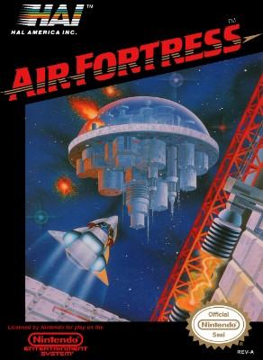 Air Fortress Cover Art