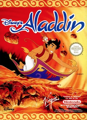 Aladdin [PAL] Cover Art