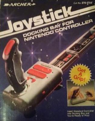 Archer Joystick Docking Bay Cover Art