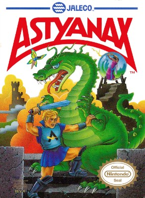 Astyanax Cover Art