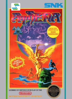 Athena Cover Art