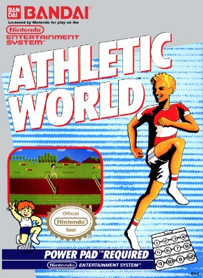Athletic World Cover Art