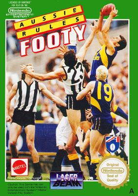 Aussie Rules Footy [AUS] Cover Art