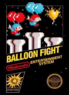 Balloon Fight [5 Screw] Cover Art
