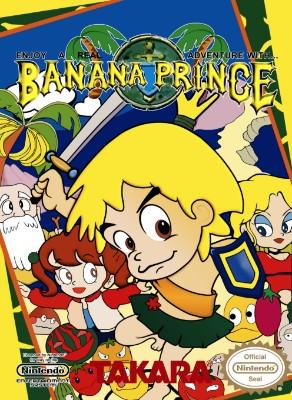 Banana Prince [PAL]