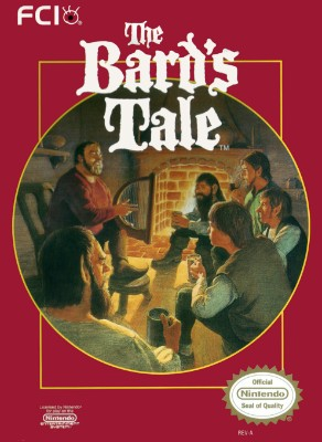 Bard's Tale Cover Art