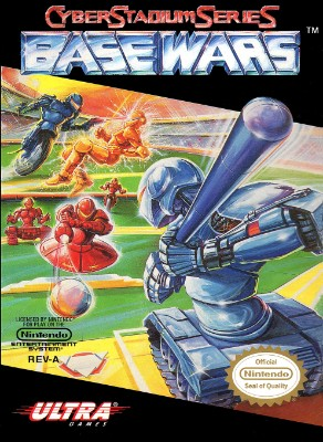 Cyber Stadium Series: Base Wars Cover Art