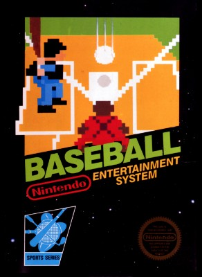 Baseball [5 Screw] Cover Art