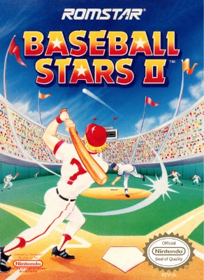 Baseball Stars II Cover Art