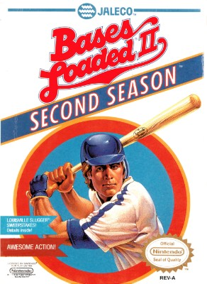 Bases Loaded II: Second Season Cover Art