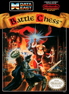 Battle Chess Cover Art