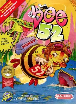 Bee 52 Cover Art