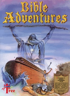 Bible Adventures Cover Art