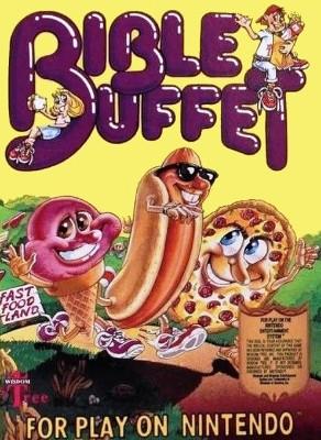 Bible Buffet Cover Art