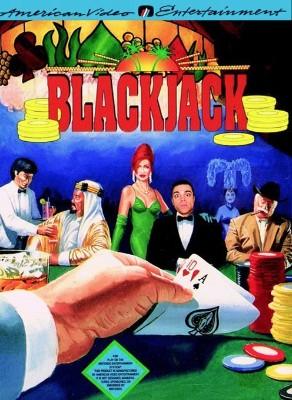Blackjack Cover Art