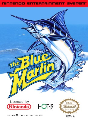 Blue Marlin Cover Art