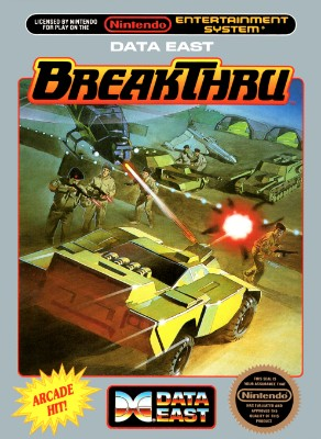 Breakthru Cover Art