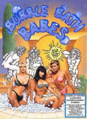 Bubble Bath Babes Cover Art