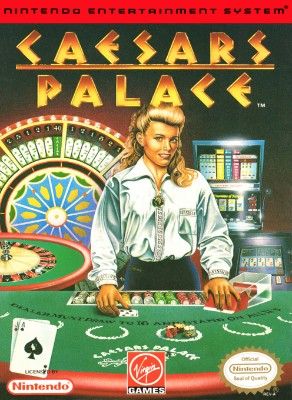 Caesar's Palace Cover Art