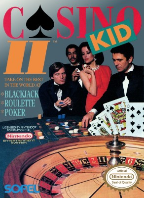 Casino Kid II Cover Art
