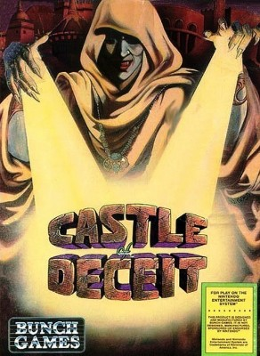 Castle of Deceit [Blue] Cover Art