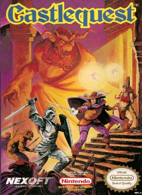 Castlequest Cover Art