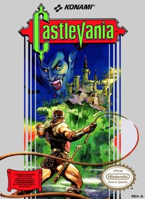 Castlevania Cover Art