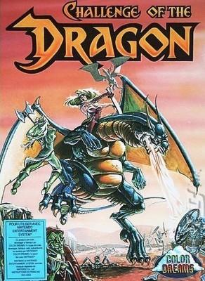 Challenge of the Dragon [Black] Cover Art