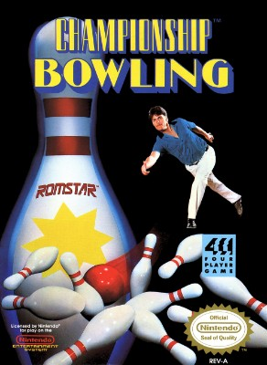 Championship Bowling Cover Art