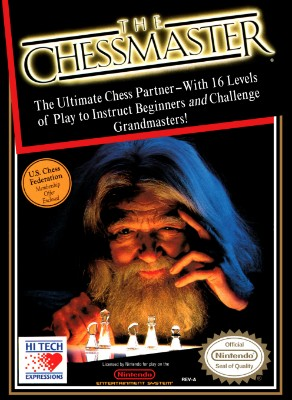 Chessmaster Cover Art