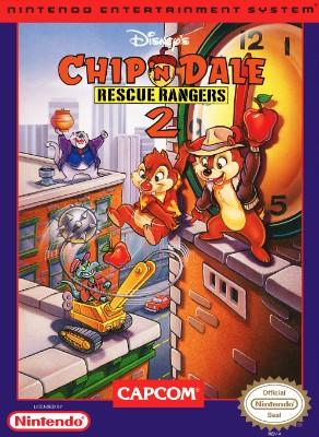 Chip 'n Dale Rescue Rangers 2, Disney's
