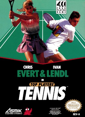Top Players' Tennis, Chris Evert & Ivan Lendl in