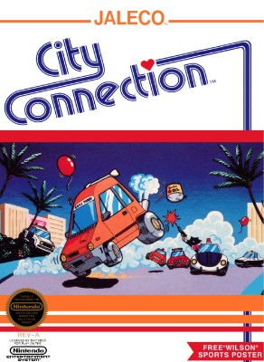 City Connection Cover Art