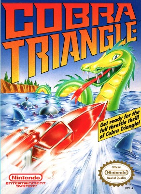 Cobra Triangle Cover Art