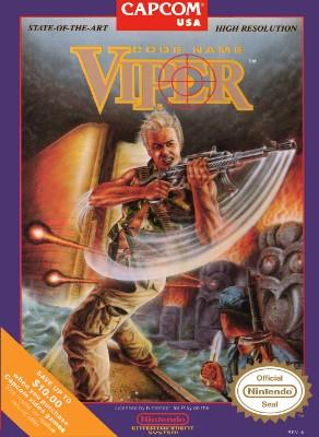 Code Name: Viper Cover Art
