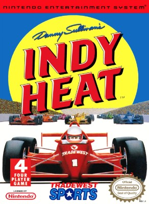Danny Sullivan's Indy Heat Cover Art