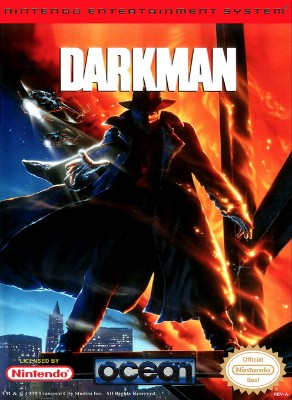 Darkman Cover Art