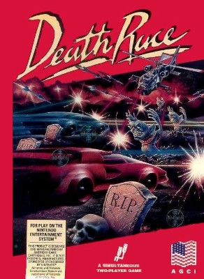 Death Race Cover Art