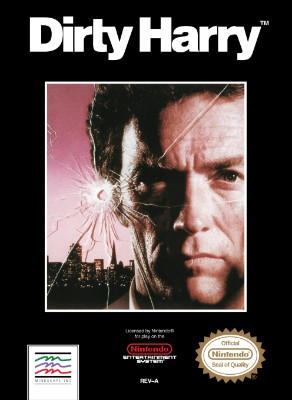 Dirty Harry Cover Art