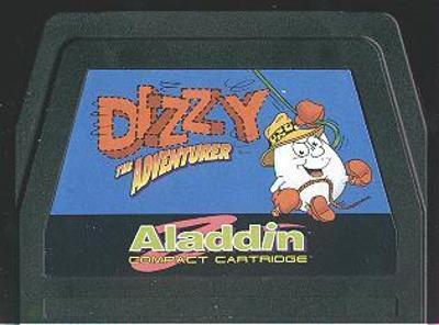 Dizzy the Adventurer [Aladdin Deck Enhancer] Cover Art