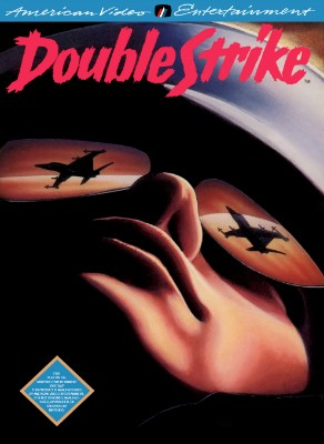 Double Strike Cover Art